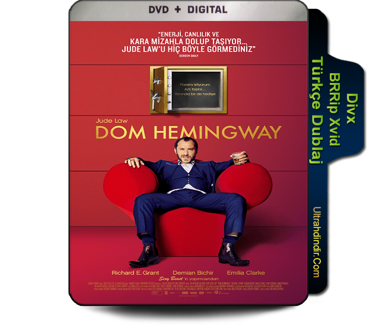 Dom Hemingway Filmi indir
