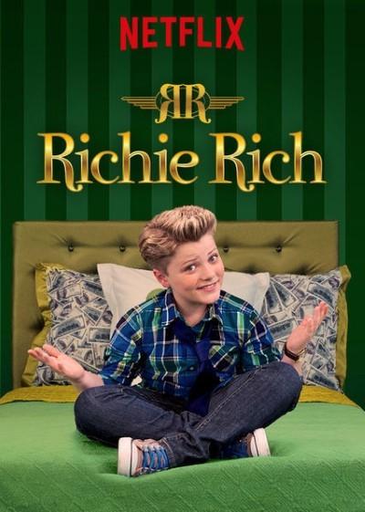 Richie Rich (2015) Yabancı Dizi 1. Sezon Tüm Bölümler Türkçe Dublaj indir