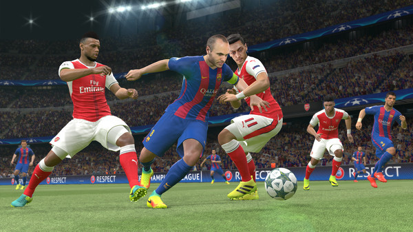 Pro Evolution Soccer 2017 | Full Unlocked | Tek Link