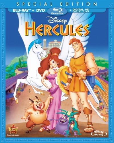 Herkül - Hercules (1997) türkçe dublaj animasyon indir
