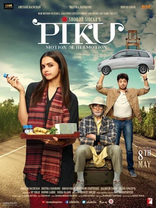 Piku / 2015 / Hindistan / Online Film �zle