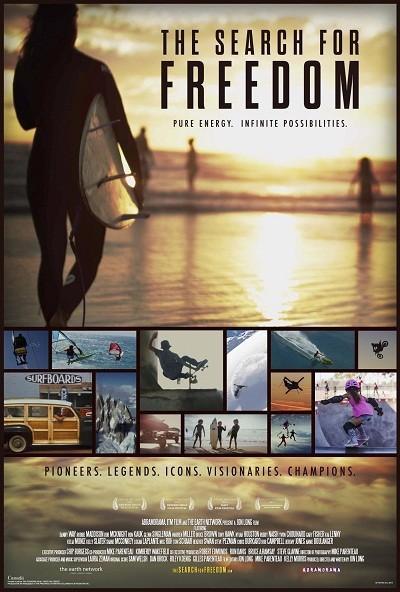 Özgürlüğün Peşinde - The Search for Freedom 2015 ( BDRip XviD ) Türkçe Dublaj Tek Link İndir