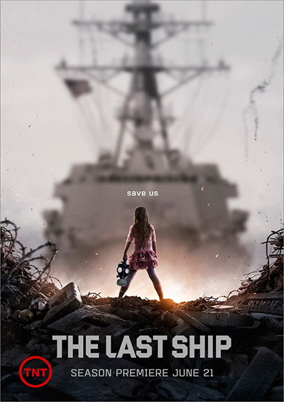 The Last Ship 2. Sezon Tüm Bölümler 720p HDTV Türkçe Altyazılı – Tek Link
