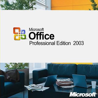 Microsoft Office 2003 Professional SP3 TR  (Şubat 2016) | Katılımsız