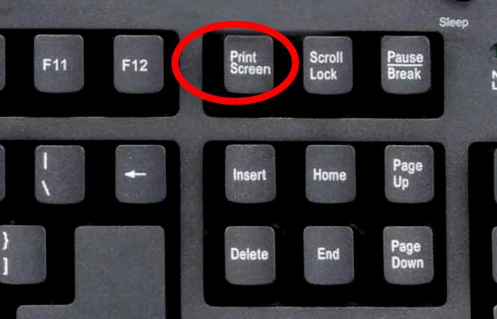 Как сделать скриншот если не работает кнопка блокировки