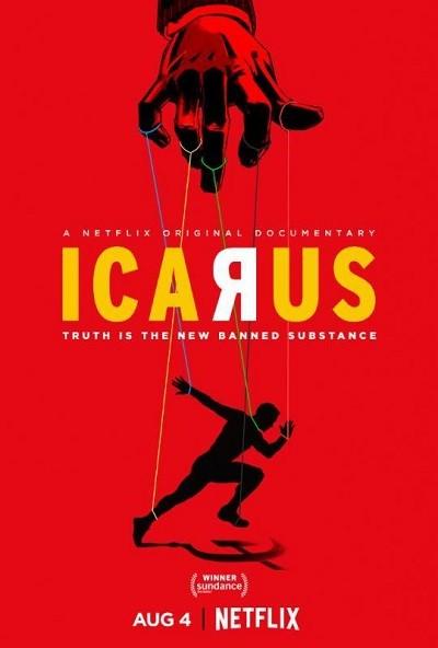 Icarus (2017) m720p WEB-DL x264 Türkçe Dublaj İndir