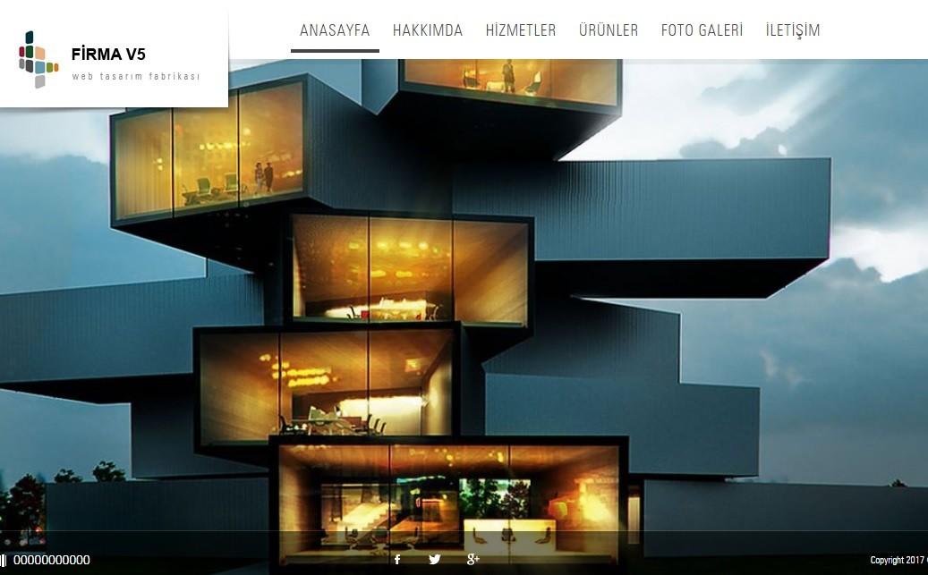Hazır Web Sitesi V4