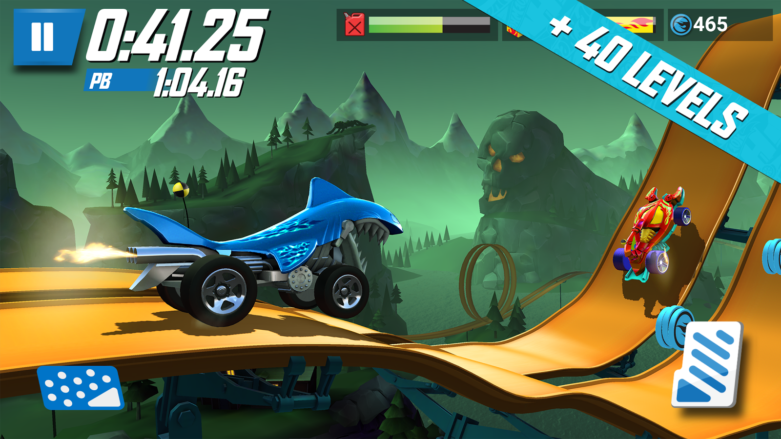 Hot Wheels: Race Off Apk