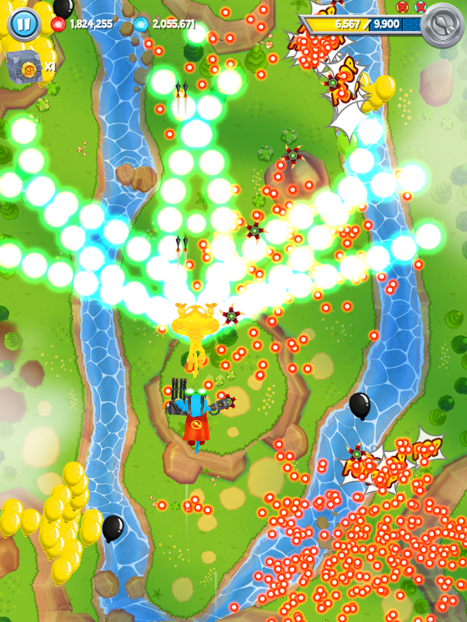 Bloons Supermonkey 2 Android