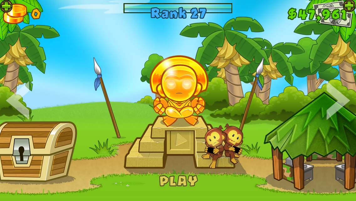 Bloons TD 5 Android Oyun