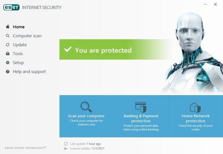 ESET Internet Security 11.0.149.0