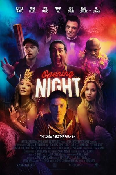 Gala Gecesi - Opening Night   (2016) m720p WEB-DL x264 Türkçe Dublaj İndir