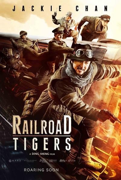 Demiryolu Kaplanları - Railroad Tigers 2016 BRRip XviD Türkçe Dublaj