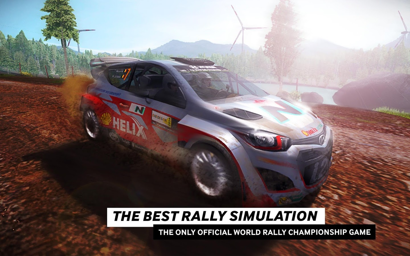 WRC The Official Game Mod