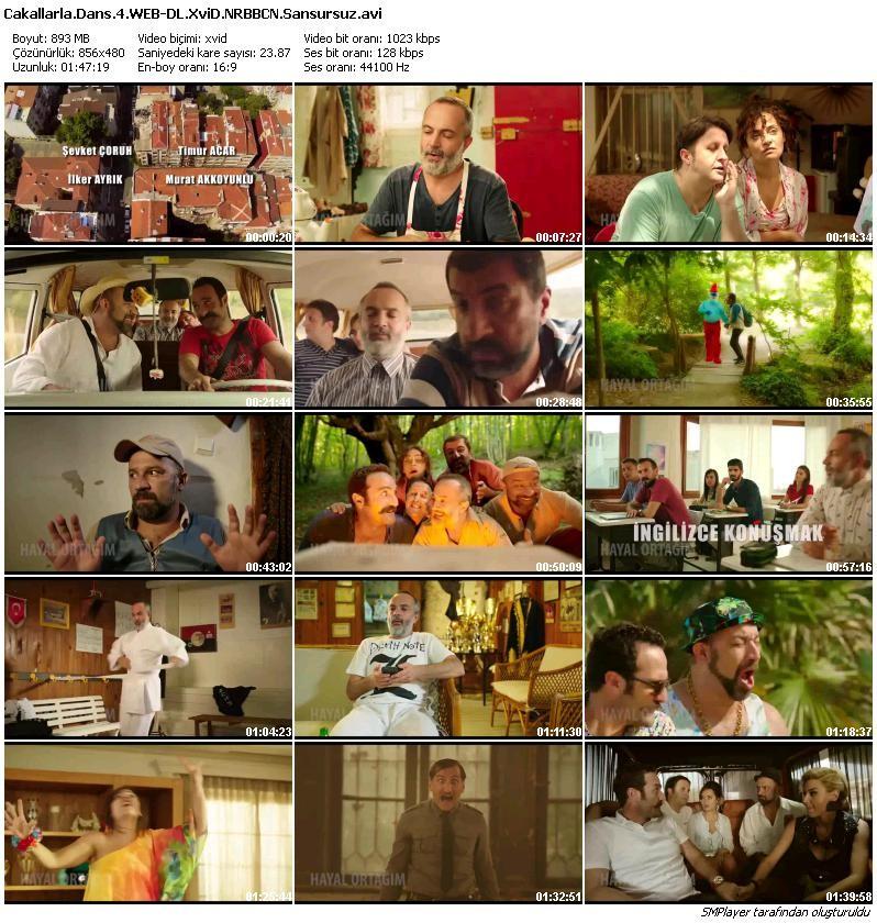 Çakallarla Dans 4 2016 (Yerli Film) WEB-DL XviD