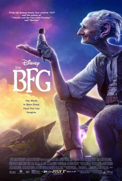 The BFG (2016) BRRip XviD Türkçe Dublaj - Tek Link
