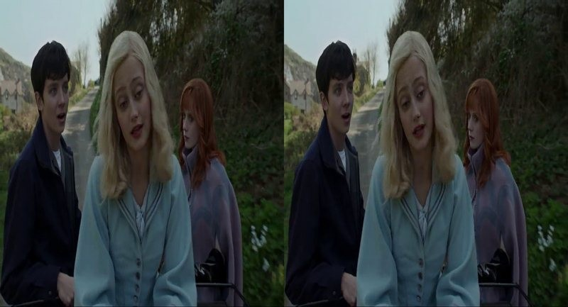 Bayan Peregrine'in Tuhaf Çocukları - Miss Peregrine's Home for Peculiar Children 2016 m3D HALF-SBS DUAL TR-ENG Türkçe Dublaj - Tek Link Film indir