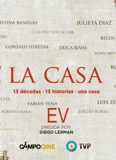 Ev - La Casa(2015) Yabancı Dizi 1. Sezon Tüm Bölümler türkçe dublaj indir