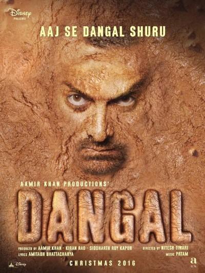 Dangal (2016) türkçe altyazılı hint filmi indir