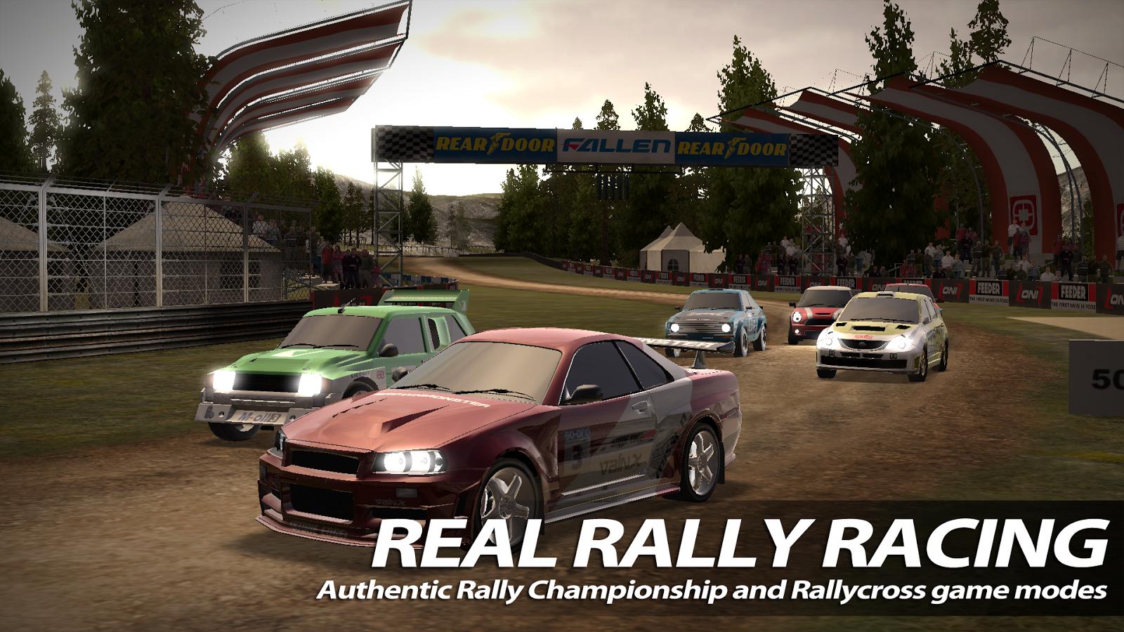 Rush Rally 2 APK İndir