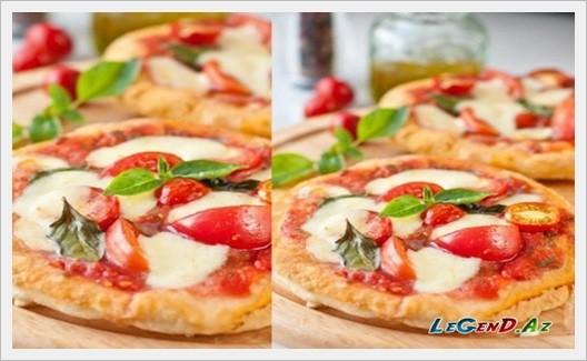 Qızartma pizza