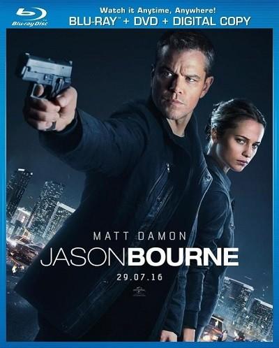 Jason Bourne 2016 m720p - m1080p DUAL TR-ENG Türkçe Dublaj - Tek Link Film indir