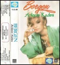 Bergen Acıların Kadını Albümü