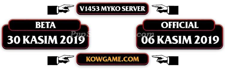 KowGame – Myko Server
