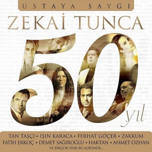 Zekai Tunca 50. Yıl Ustaya Saygı (2020) Full Albüm İndir