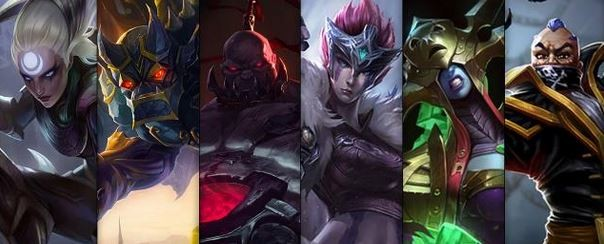 League of Legends: Sampiyon ve Kostüm Indirimleri