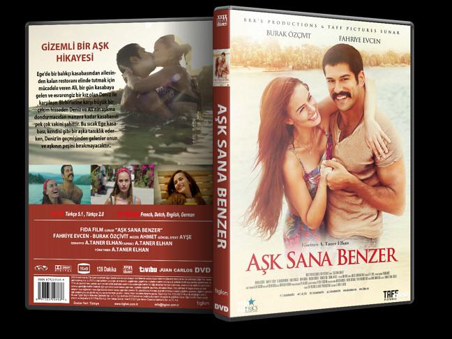 Aşk Sana Benzer 2015 ( DvD5 – DvD9 ) Yerli Film – Tek Link İndir