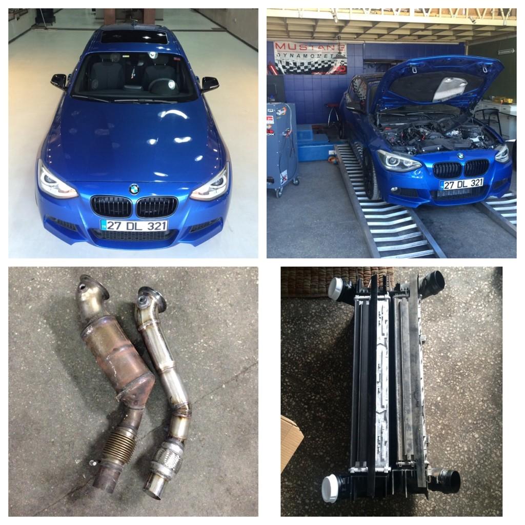BMW F20 116i Tuned - BMW 1-Series Forum (F20) 135i