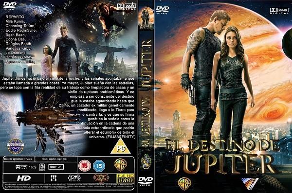 Jupiter Yükseliyor – Jupiter Ascending 2015 DVD-5 DuaL TR-ENG – Tek Link