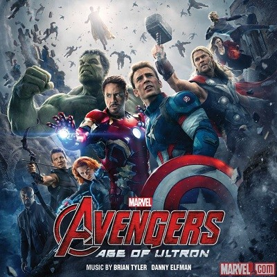 Avengers: Age Of Ultron - Brian Tyler, Danny Elfman 2015 Soundtrack İndir