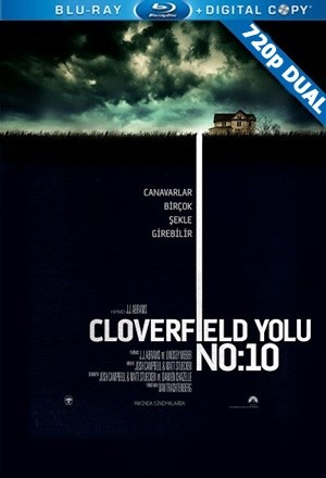 Cloverfield Yolu No:10 - 10 Cloverfield Lane | 2016 | BluRay 720p x264 | DuaL TR-EN - Teklink indir