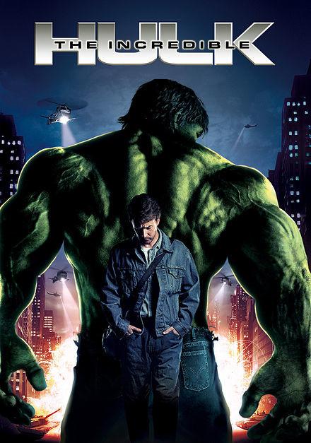 Olağanüstü Hulk - The Incredible Hulk (2008) - türkçe dublaj film indir