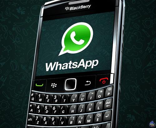 BlackBerry OS 6 İçin Whatsapp