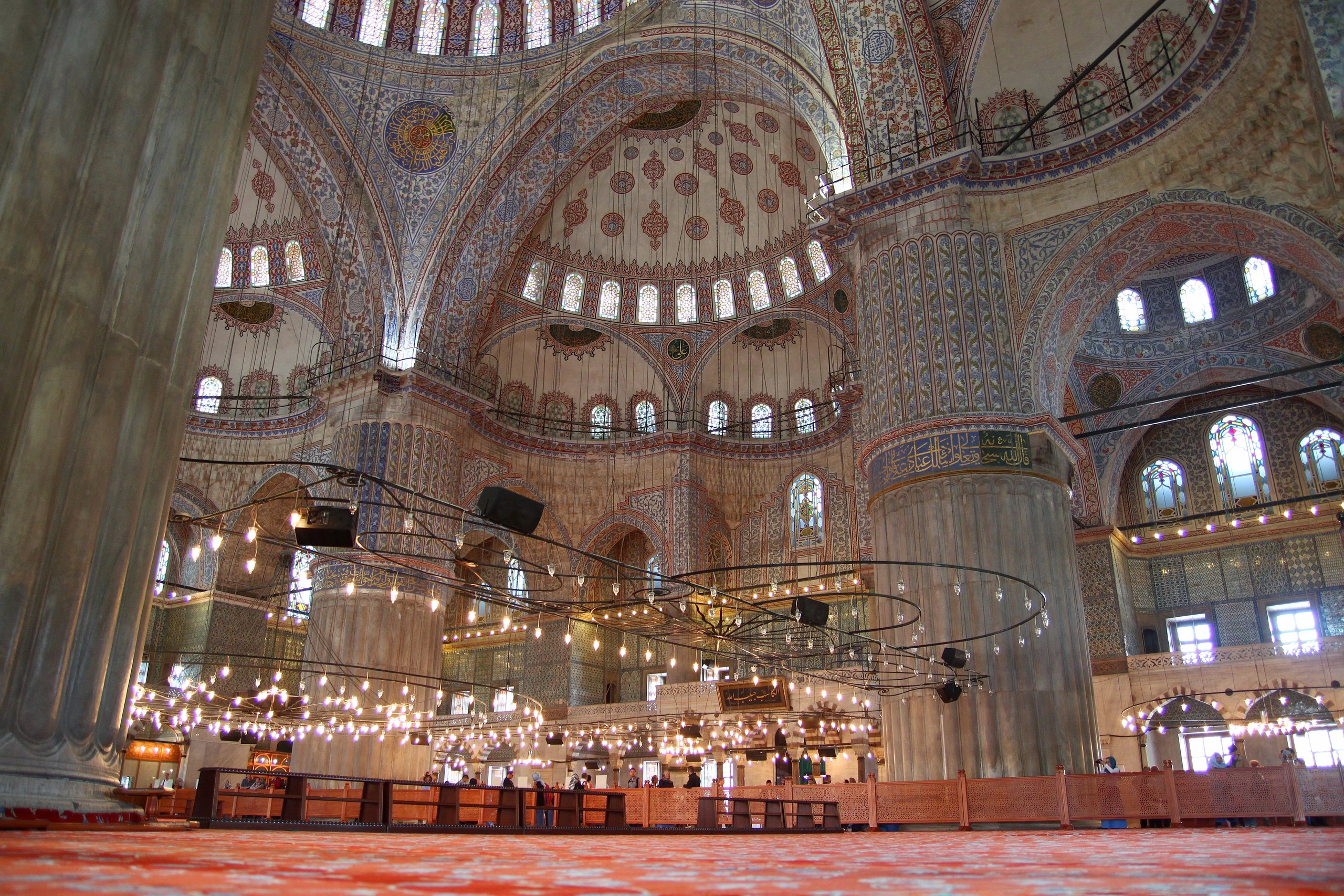 Pırlantadan Kubbeler #5: Sultanahmed - VY8j1n - Pırlantadan Kubbeler #5: Sultanahmed