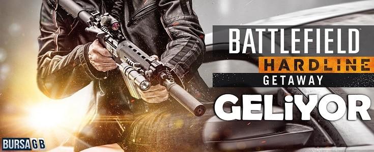 Battlefield: Hardline İçin Ücretsiz Bir DLC Daha Geliyor