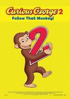 Meraklı Maymun 2 - 2009 Türkçe Dublaj DVDRip indir