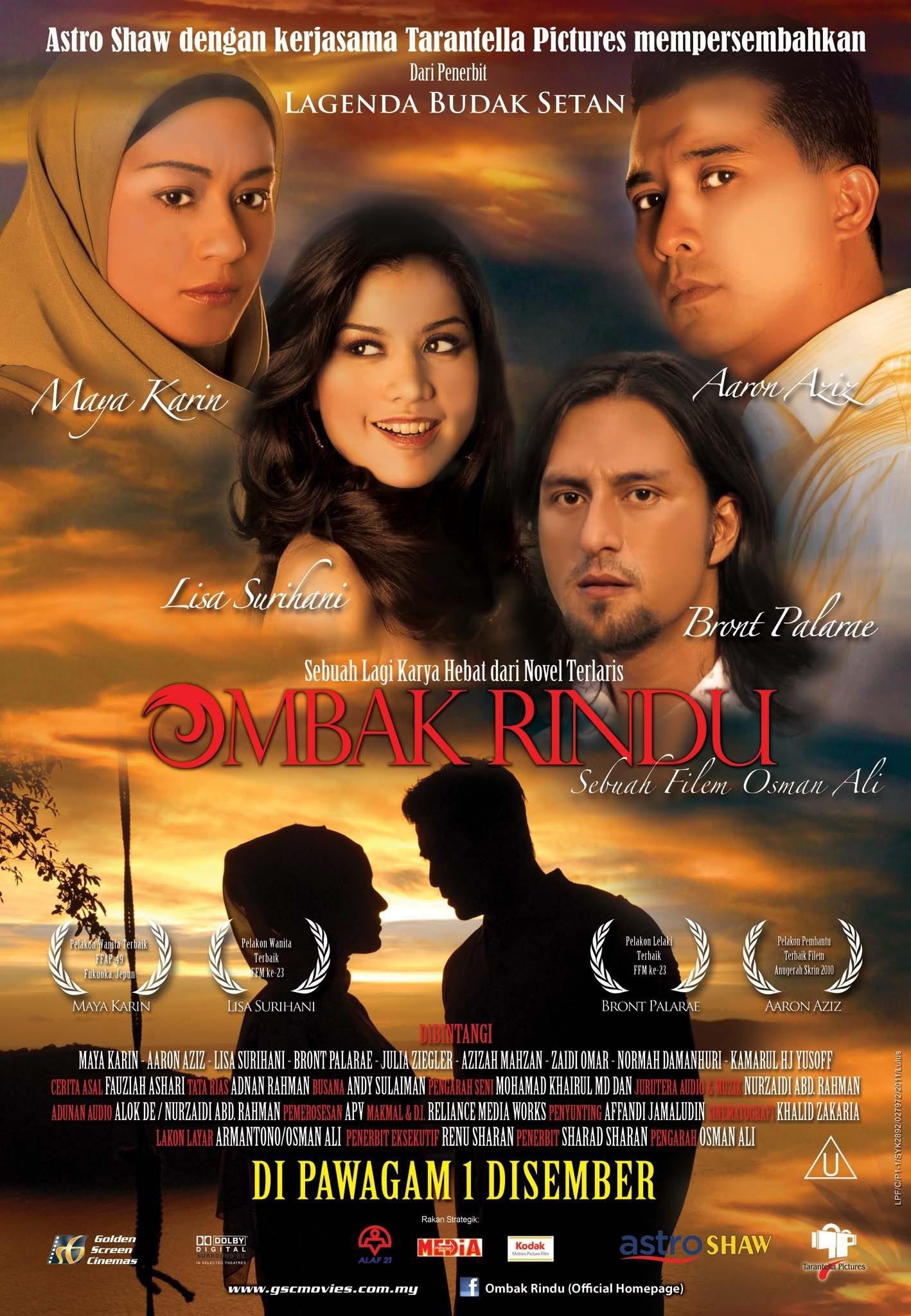 Ombak Rindu / 2011 / Malezya / Mp4 / TR Altyazılı