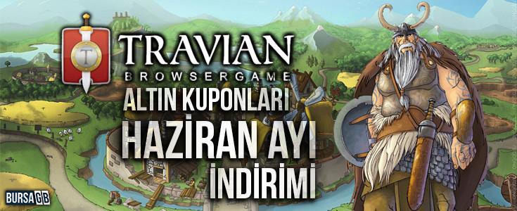 Travian Altın Kuponları Haziran Ayı İndirimleri Başladı