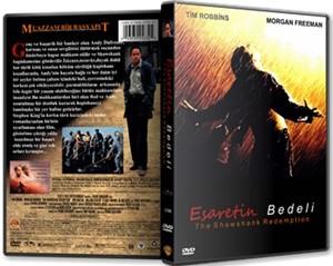 Esaretin Bedeli – The Shawshank Redemption 1994 DVD5 DUAL TR-EN – Tek Link