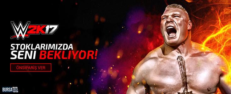 WWE 2K17 Ön Siparise Açildi ! WWE 2K17 cd key buy now