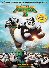 Kung Fu Panda 3 2016 BRRip XviD Türkçe Dublaj – Tek Link