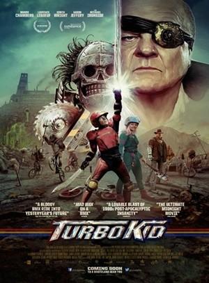 Turbo Çocuk - Turbo Kid | 2015 | BRRip XviD | Türkçe Dublaj - Teklink indir