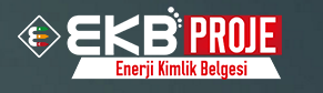 ekbproje.com enerji kimlik belgesi