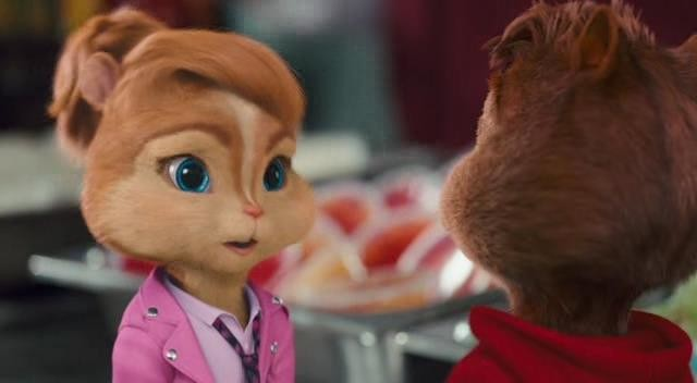 Alvin ve Sincaplar - Alvin And The Chipmunks The Squeakquel 2009 BRRip XviD Türkçe Dublaj - Tek Link