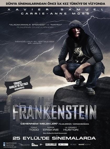 Frankenstein 2015 BRRip XviD Türkçe Dublaj – Tek Link