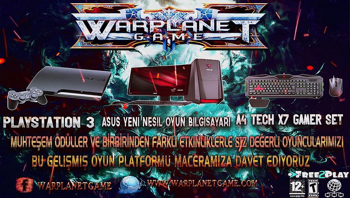 WarPlanet Game │USKO Version │Muhte�em �d�ller │ �CRETS�Z GEN�E ile �ok Yak�nda │ ONL�NE Farm & Pk